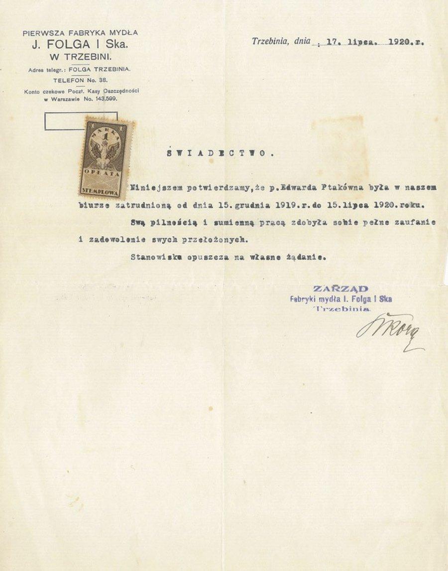 Chrzanów miał pierwszą fabrykę lokomotyw a Trzebinia pierwszą fabrykę mydła