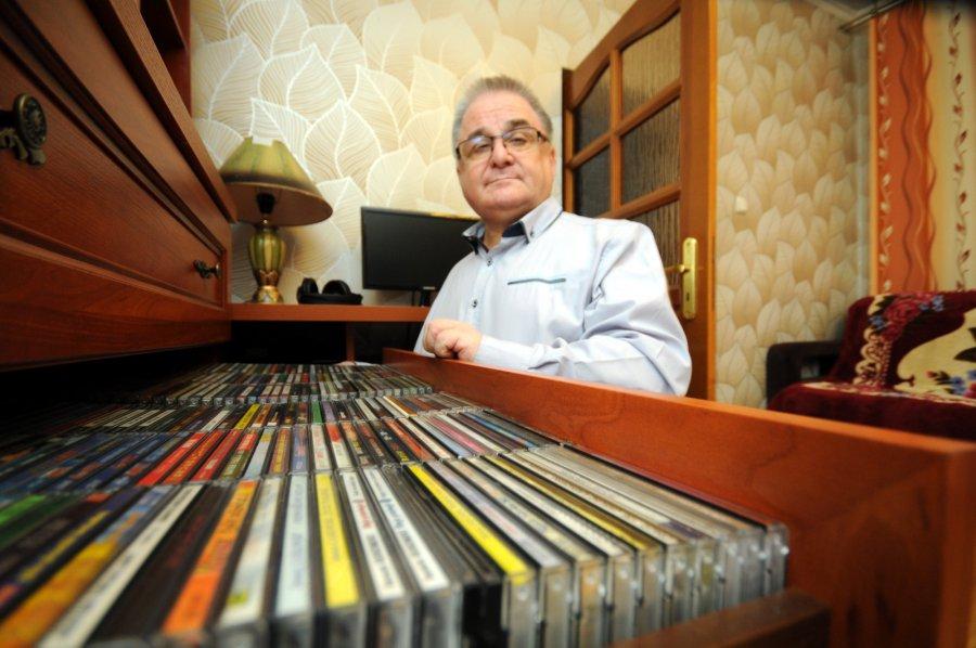 Największy znawca Czerwonych Gitar mieszka w Alwerni