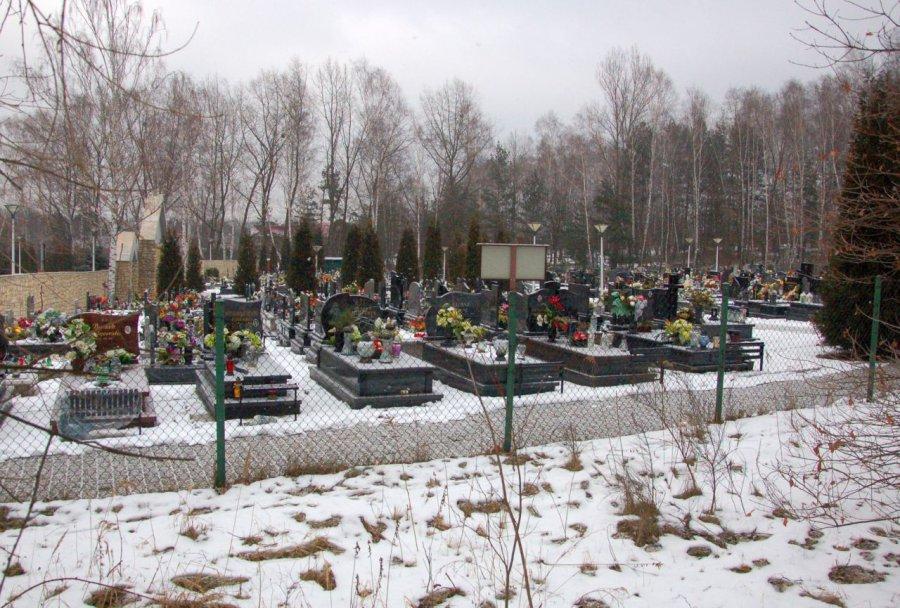 Cmentarz do rozbudowy