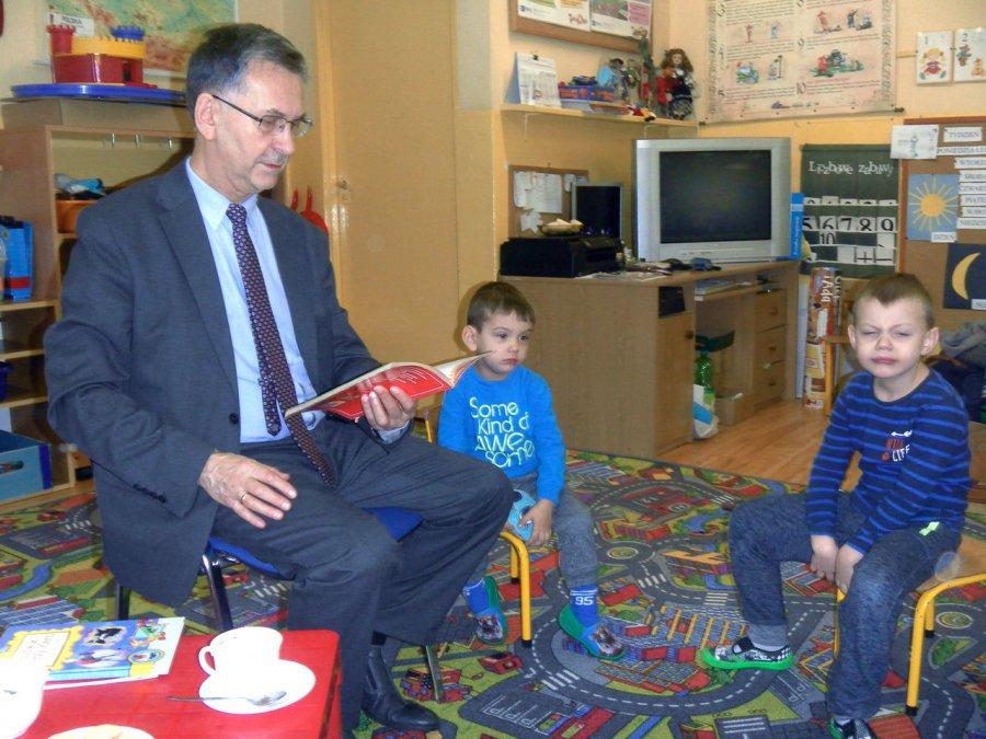 Międzynarodowy Dzień Języka Ojczystego w przedszkolu w Sierszy