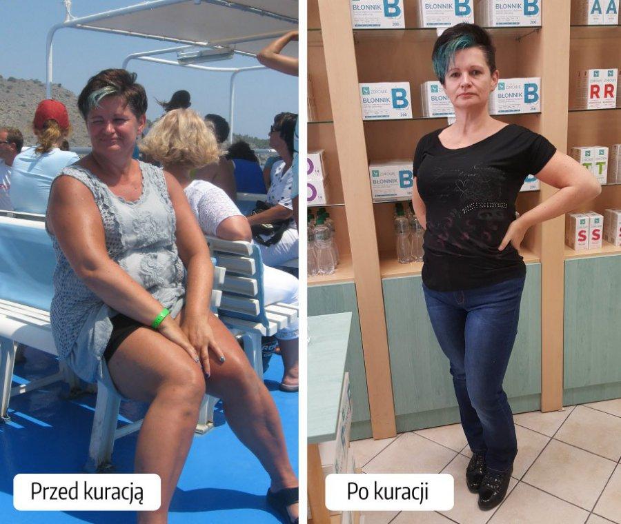 ZRÓB MAŁY KROK DO DUŻEJ ZMIANY! Pani Joli się udało - schudła 21 kg!