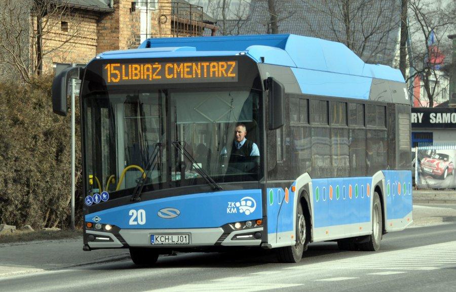 Nowe Solarisy na gaz już wożą pasażerów