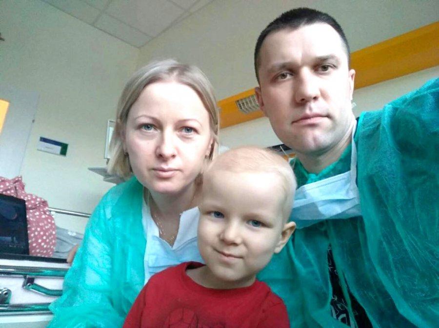 Wspólnie możemy pomóc Kacperkowi w walce z rakiem