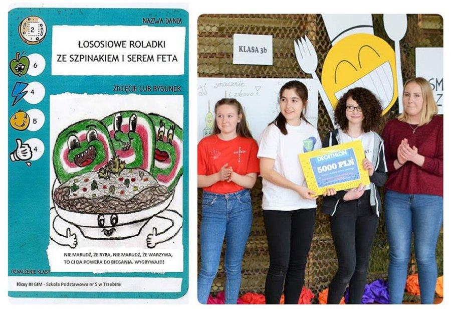 SP nr 5 w Trzebini laureatem ogólnopolskiego konkursu