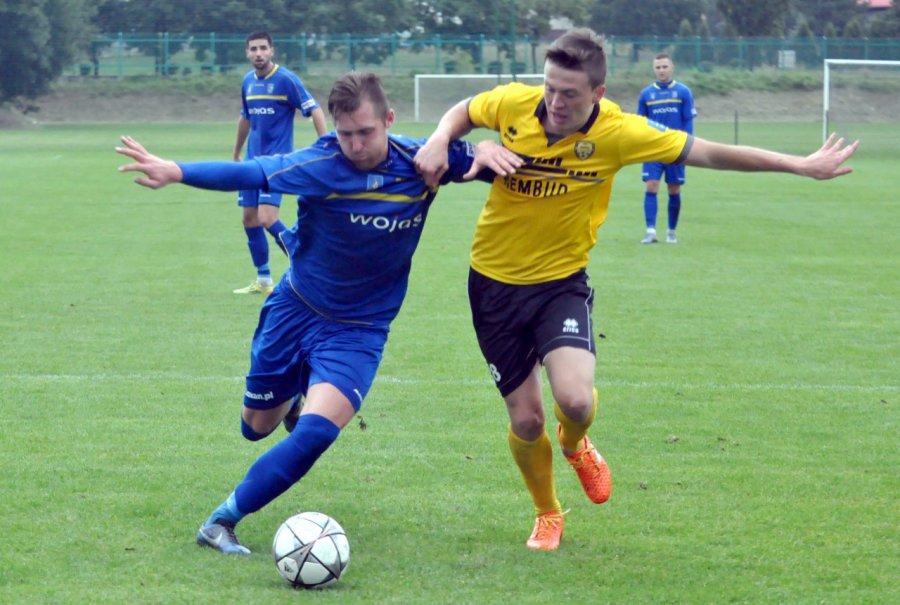 Trzebińscy piłkarze polegli w Nowym Targu. Trener Kowalik: Zdecydował karny z kapelusza (WIDEO)