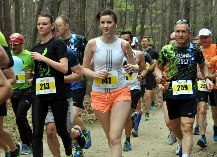 Kilkuset biegaczy wystartowało w Puszcza Run (WIDEO, ZDJĘCIA)
