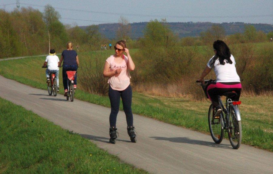Rowerzyści wyjechali na drogi. Nie wszystkie są bezpieczne