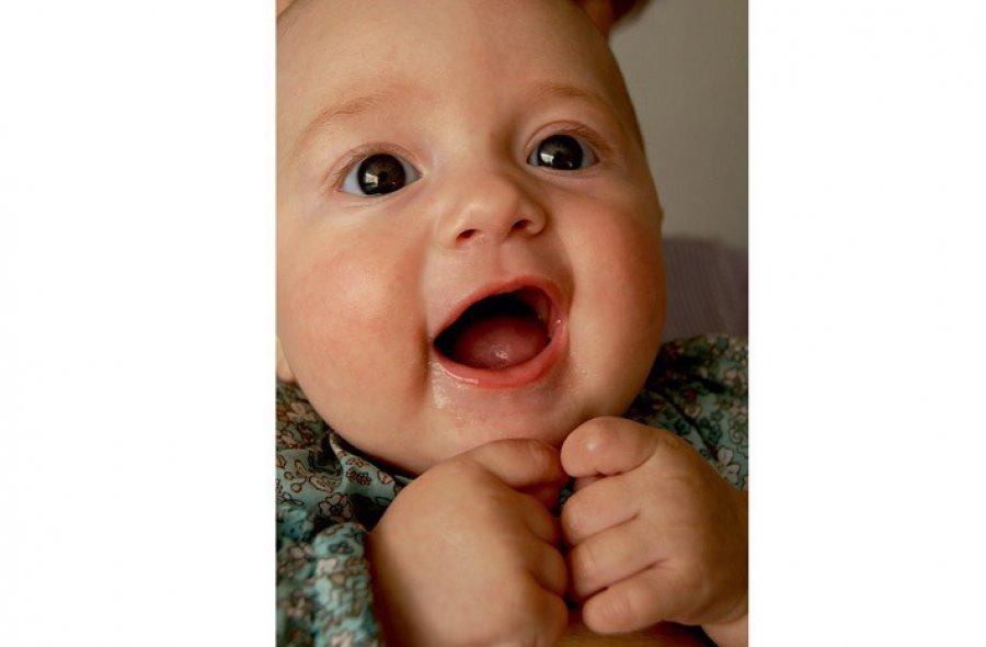 Gdy wychodzi pierwszy ząb