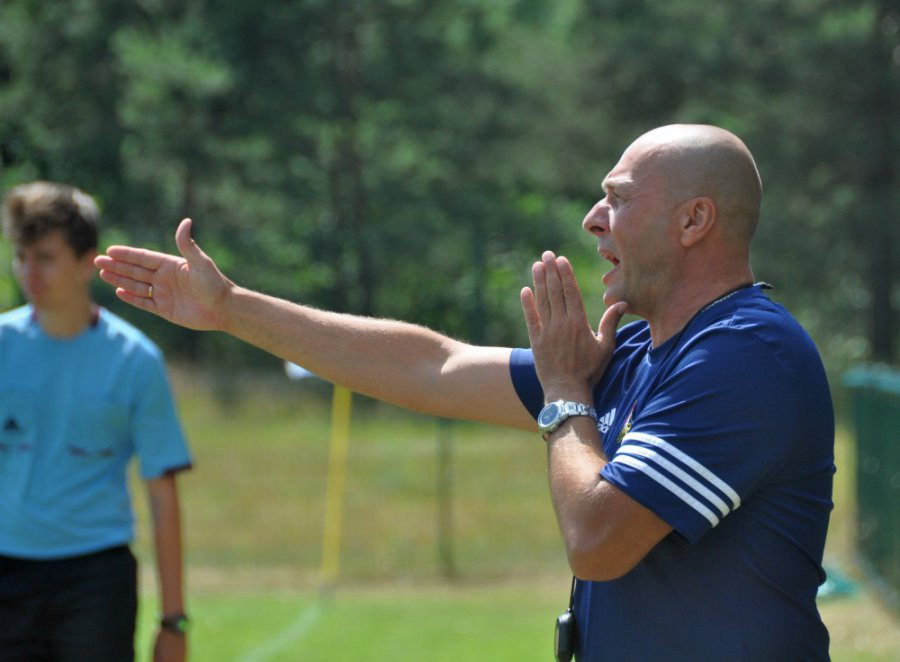 Nowy trener w trzebińskim MKS