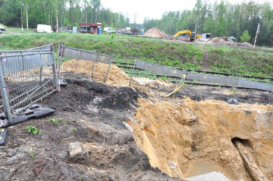 Przygotowania do budowy wiaduktu na Słowackiego rozpoczęte