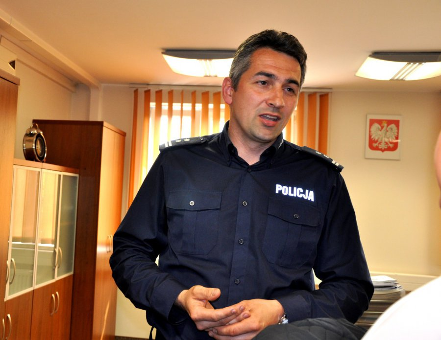 Nowy szef chrzanowskiej policji chce reaktywować grupę rajdującą