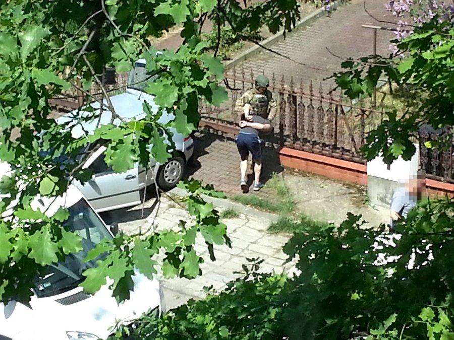 Tajna akcja policji w Chrzanowie