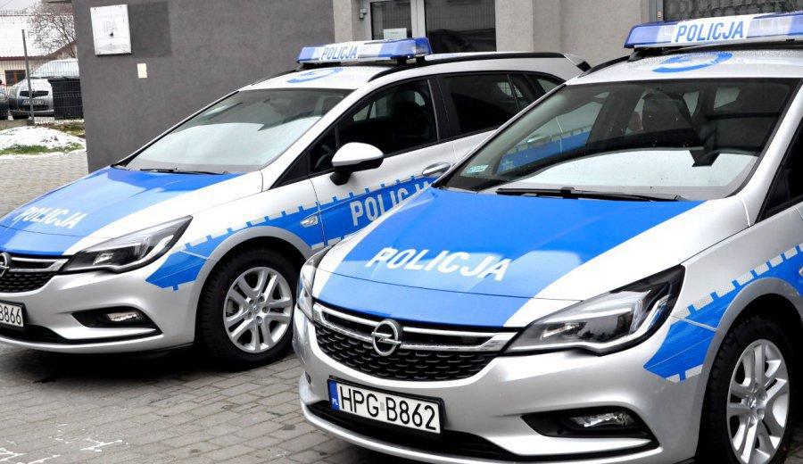 Pijany mężczyzna uciekał policjantom