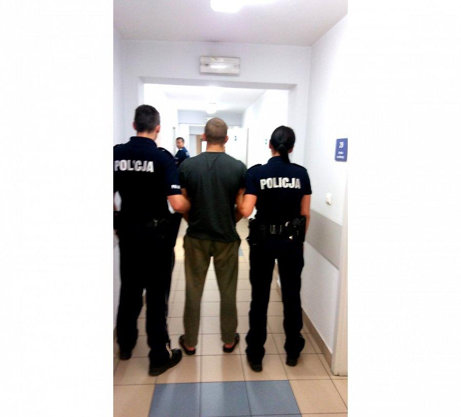 Znamy szczegóły tajnej akcji policji w Chrzanowie (WIDEO)