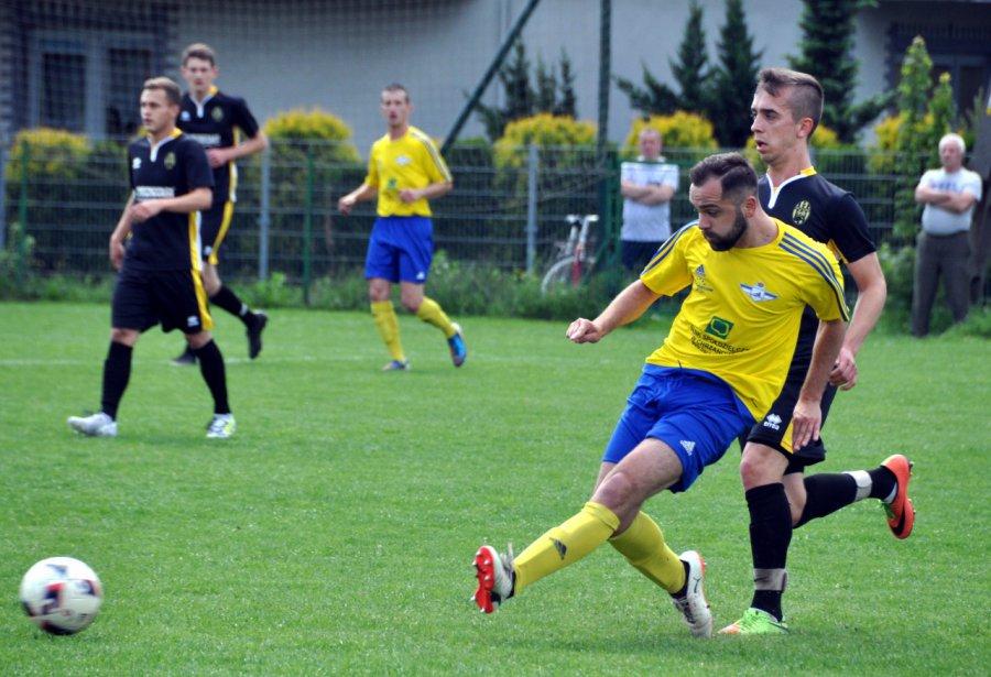 Fablok wygrał po golu, jakiego nie powstydziłby się Robert Lewandowski (WIDEO)
