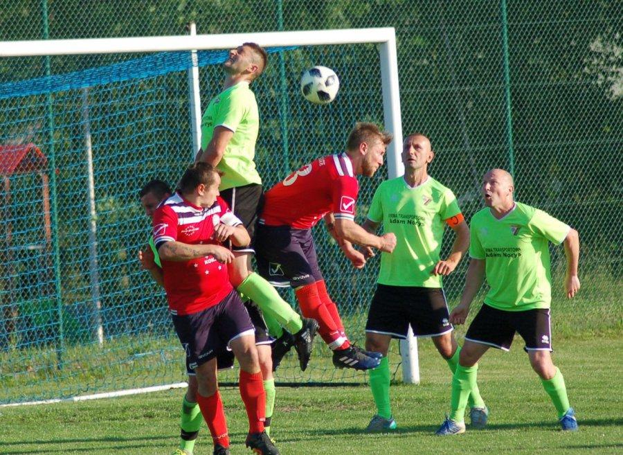 Żegleń strzelił gola Zagórzance i doznał kontuzji