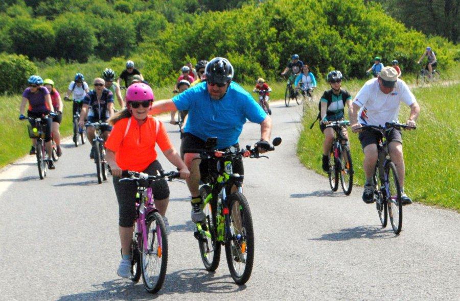 Nie tylko dzieci wsiądą na rowery. Do wygrania są nagrody