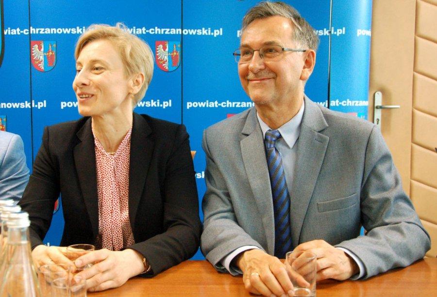 Europosłanka Beata Gosiewska oglądała składowisko w Trzebini