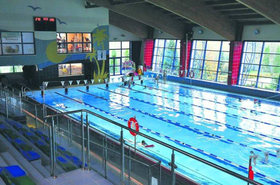 Zamykają basen w Trzebini