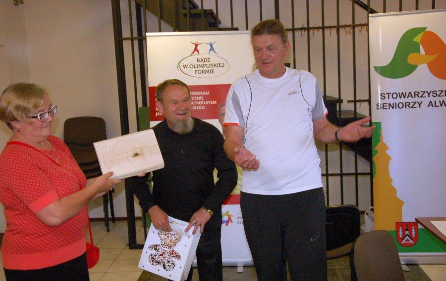 Mistrz olimpijski opowiadał w Alwerni o kulisach sukcesów