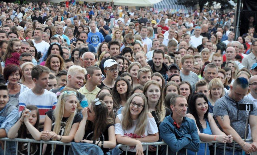 Tysiące fanów na koncercie Agnieszki Chylińskiej (wideo, zdjęcia)