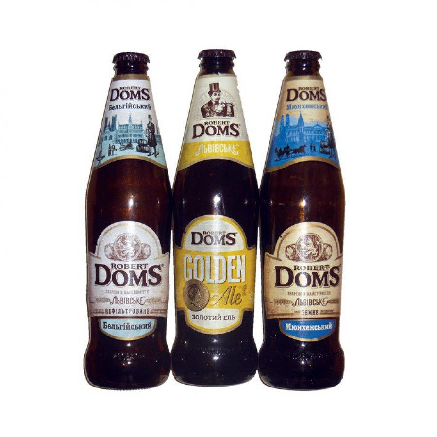 Przemysłowiec z ziemi chrzanowskiej na piwie ze Lwowa