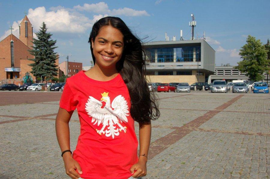 Jessica wierzy w zwycięstwo Kolumbii, ale docenia Polaków