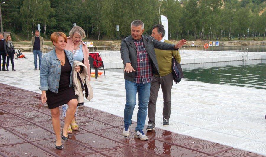 Balaton oficjalnie otwarty. Za wstęp trzeba płacić