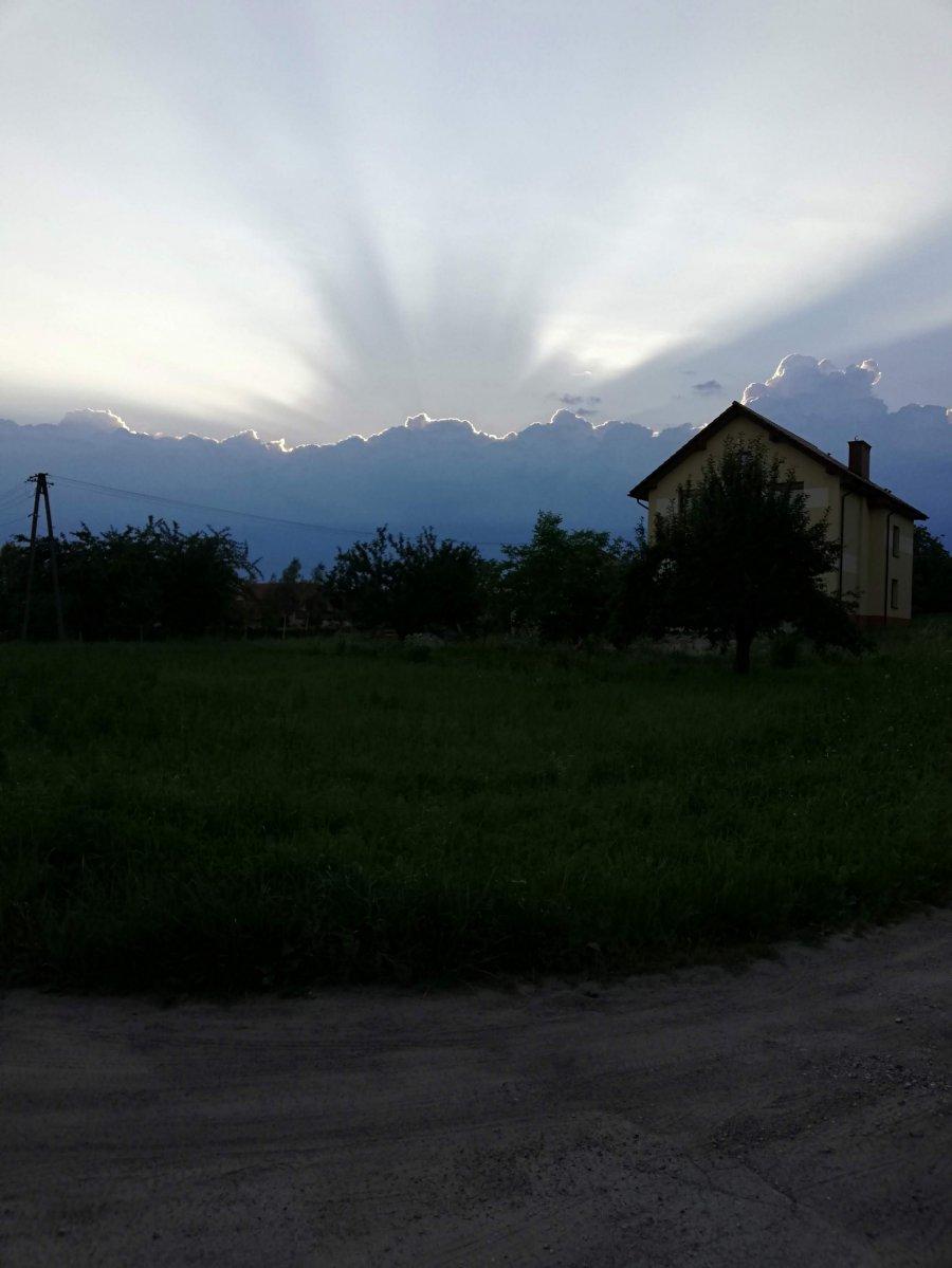 Zdjęcie burzy od pana Wojtka
