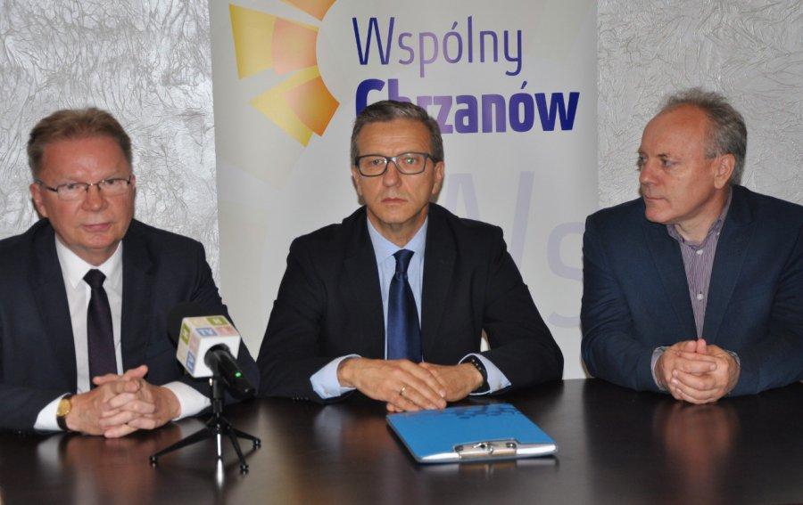 Kosowski na radnego, Filipczak na burmistrza (WIDEO)