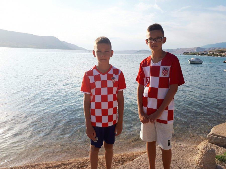 Niedługo finał mundialu. Chorwacja? Francja? Jesteście tam? Pokażcie się!