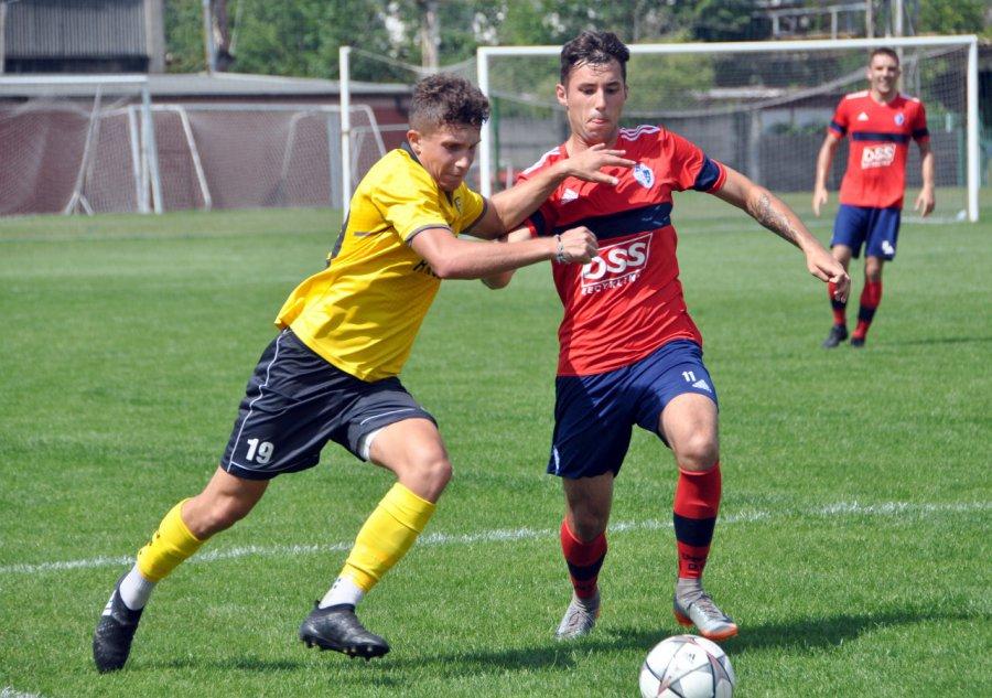 Trzebińscy piłkarze przegrali po raz pierwszy tego lata