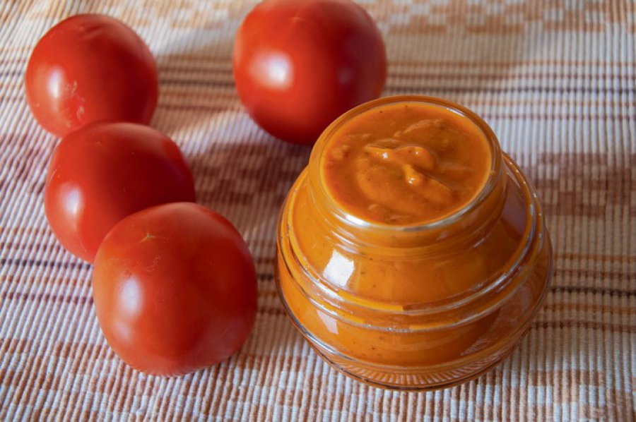 Jak zrobić ketchup