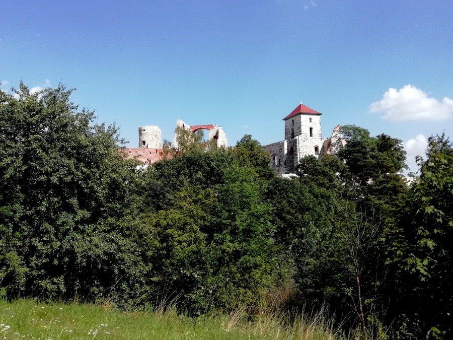 Co nowego dla turystów? Zobaczcie zamek Tenczyn na filmiku Łukasza Dulowskiego (WIDEO)