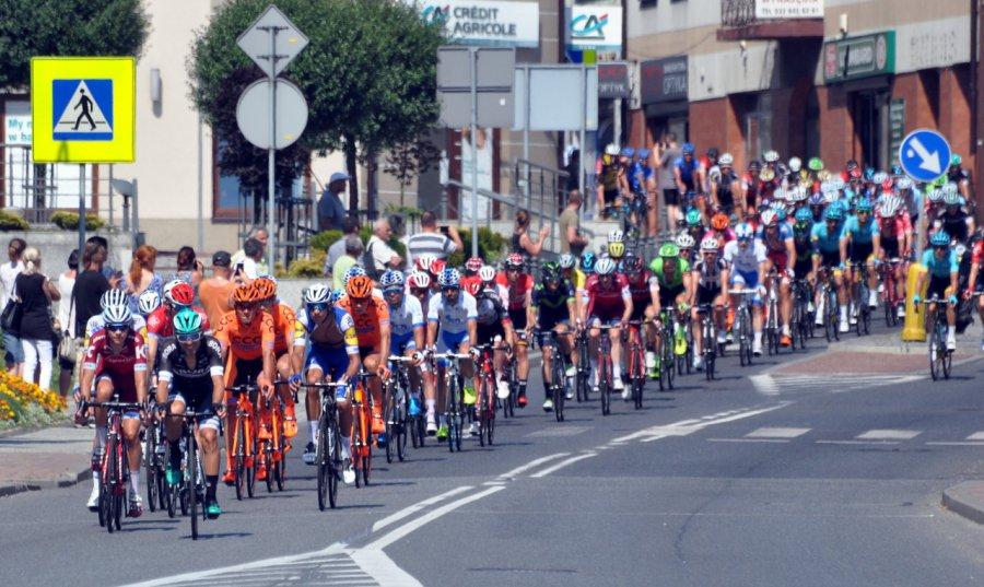Tour de Pologne. Pojadą kolarze, będą korki