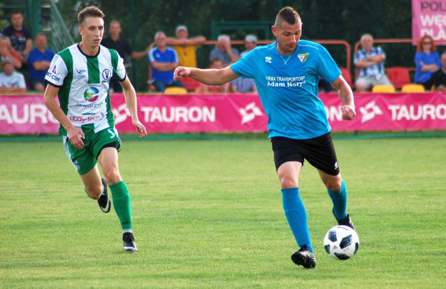 Trener Żarek przeczuwał wygraną z Victorią