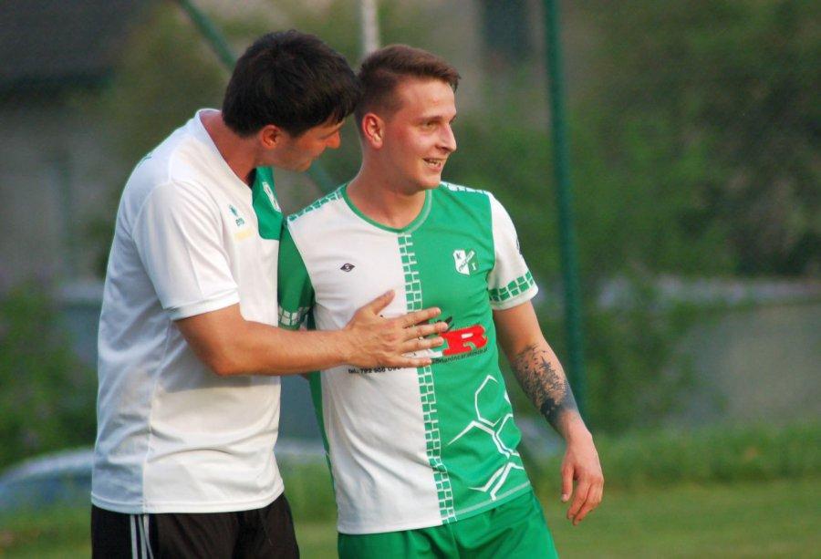 Piłkarze Chełmka po przerwie włączyli wyższe obroty