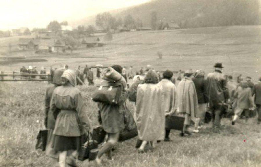 Pierwsza bomba spadła w Trzebini