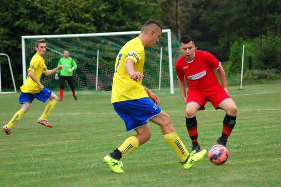 Piłkarze Luszowic dali sygnał, że nie można ich lekceważyć (ZDJĘCIA)