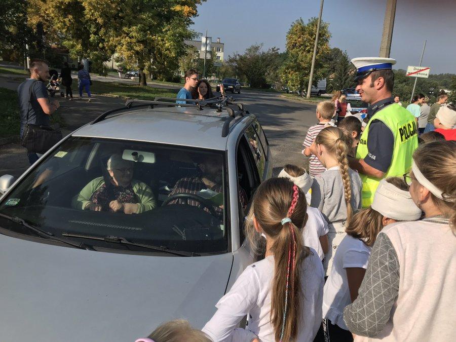Takiej akcji drogówki jeszcze w Chrzanowie nie było (WIDEO)