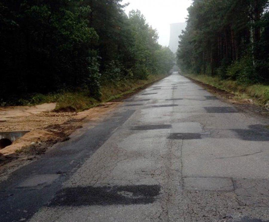 Przejazd drogą powiatową zostanie zamknięty