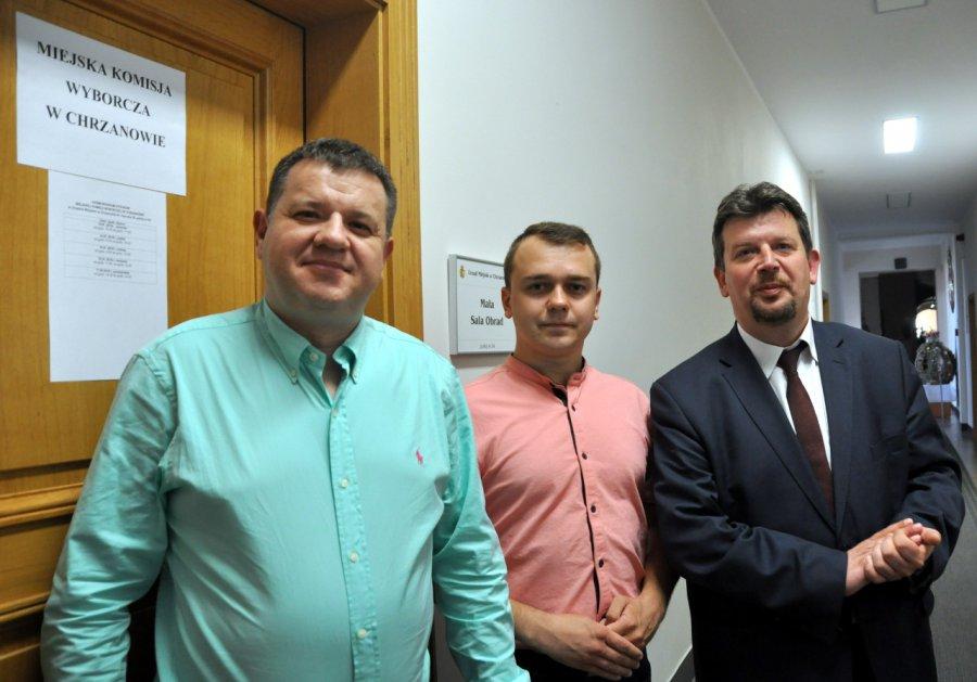 PiS zarejestrował kandydatów na radnych