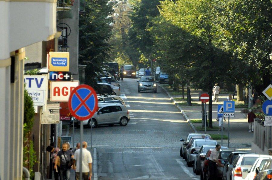 Aleja Henryka będzie zamknięta dla kierowców