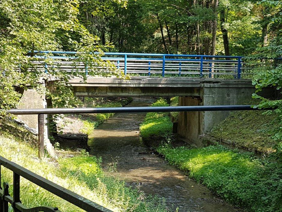 Most do remontu. Droga będzie zamknięta