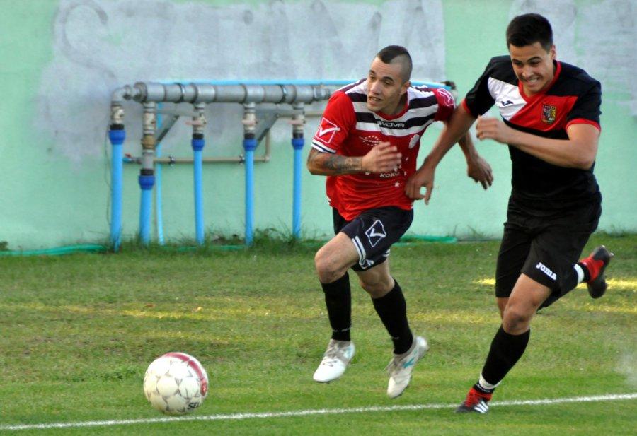 Zagórze pokonało Bolęcin, piłkarz Regulic trafił do szpitala