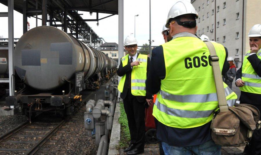 Prezes Orlenu zapowiada duże inwestycje w Trzebini