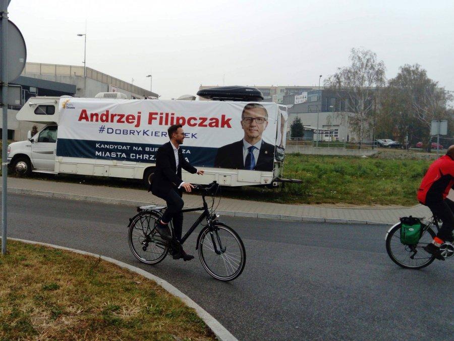 Chrzanowska kampania na finiszu