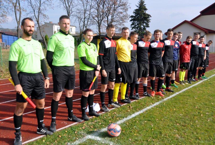 Piłkarze odmówili gry z Libiążem