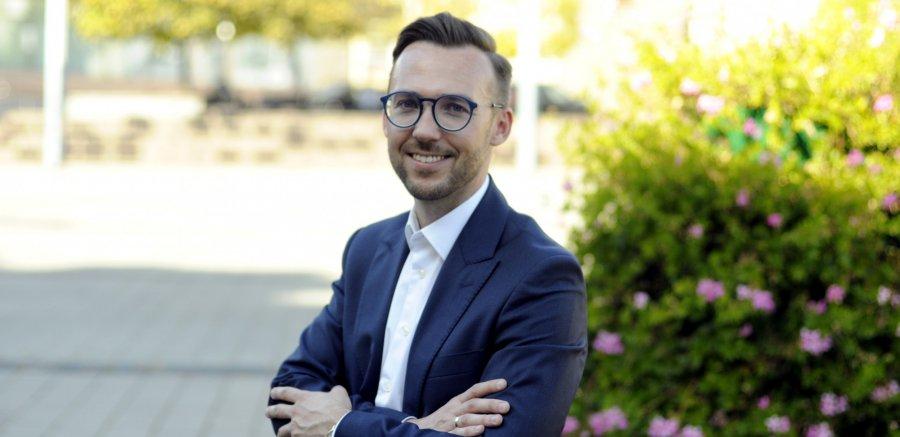 Robert Maciaszek nowym burmistrzem Chrzanowa