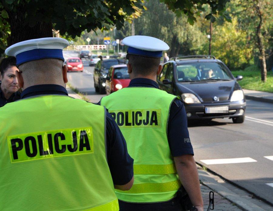 Z dnia na dzień choruje coraz więcej policjantów